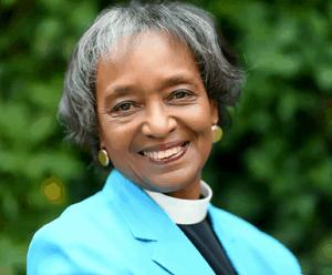 The Reverend Canon Patricia Mitchell