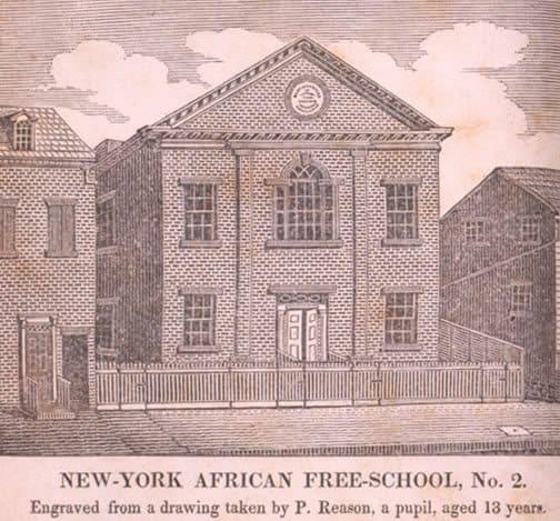 African Free School No. 2