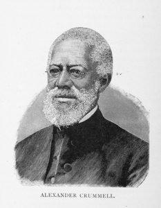 Reverend Alexander Crummell