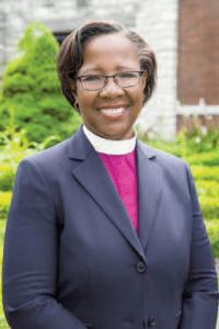 The Right Reverend Jennifer L. Basekerville -Burrows