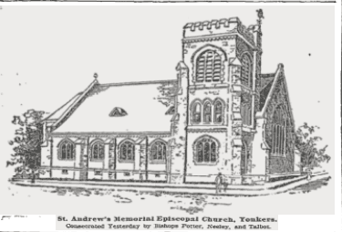St. Andrew's Memorial Church Yonkers