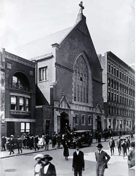 St. Philip's -undated photo