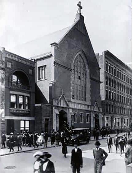 St. Philip's -undated photo