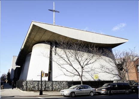 The Church of the Crucifixion, Manhattan